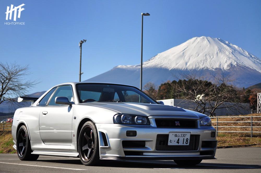 Nissan R34 Gtr Z Tune Automobili Eleganza