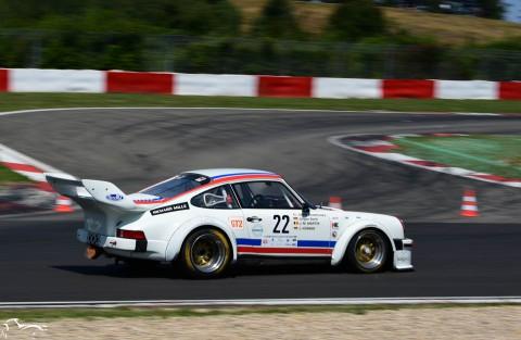 AVD Porsches 934/5 n°22 of Jörg Hübner
