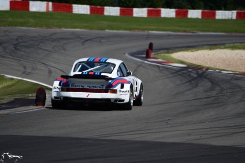 AVD Porsches 911 RSR n°79 of Adrian Grenz