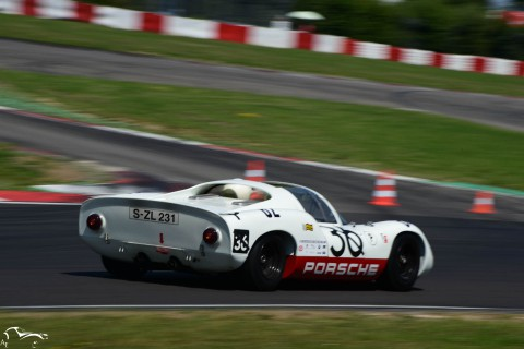 AVD Porsche 910 of Uwe Bruschnik
