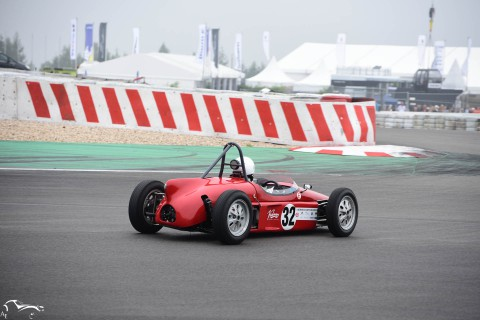 AVD Elva 200 n°32 of Gilbert Lenoir