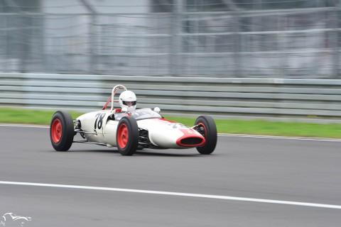 AVD Lotus 20/22 n°78 of Peter Warfler going full throttle !