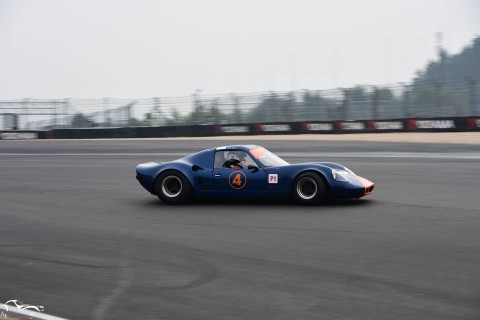 AVD Chevron B19 n°4 of Martin O'Connell and Andrew Kirkaldy
