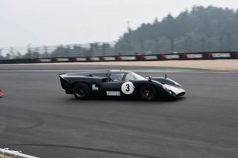 AVD Lola T70 Mk III B n°3 of Jason Wright