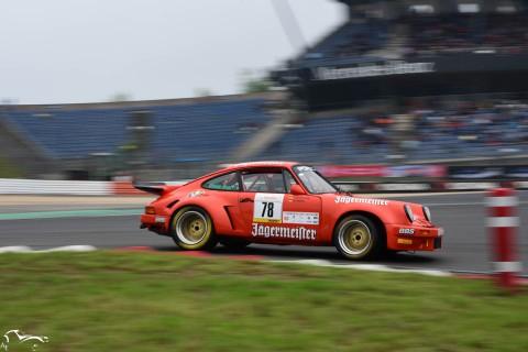 AVD Porsches 911 RSR n°78 of Ottokar Krust