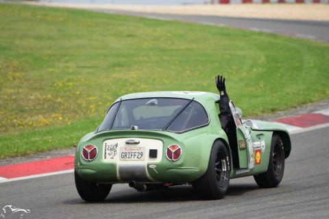 AVD TVR Griffith 72 Jamie Boot