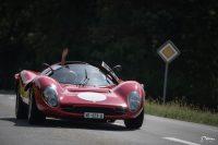 Ferrari P4 Replica 1974 Ollon Villars Hillclimb revival