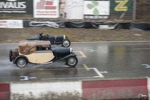 Type 49 Cabriolet 4-seater & Type 35B R Grand Prix '1926', replica Pur Sang Argentina (RA)
