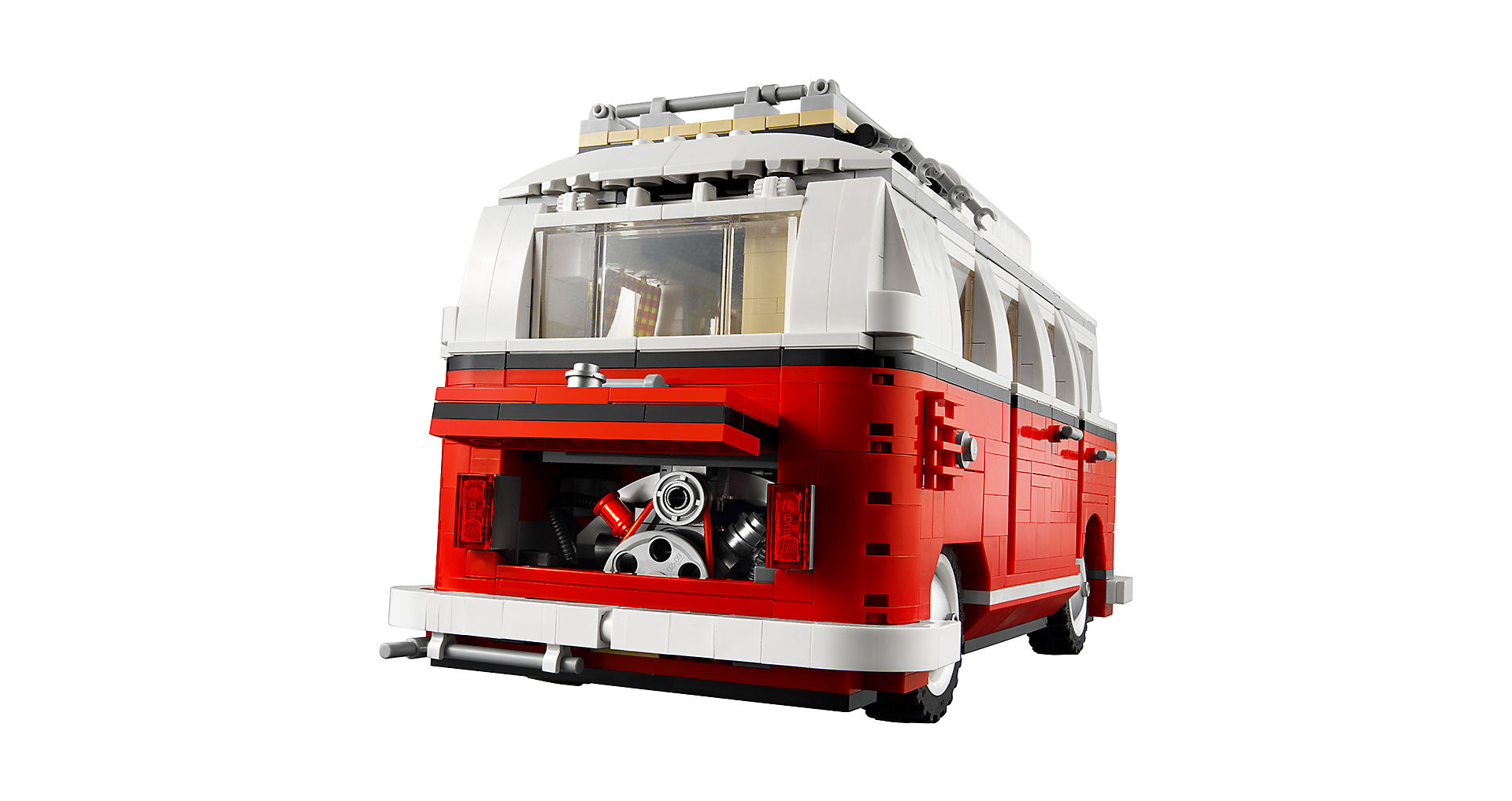LEGO® Volkswagen T1 Camper Van