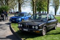 Subaru Impreza & BMW