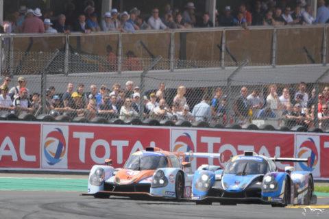 & RGP Motorsport 17 Ligier JS P3 - Nissan