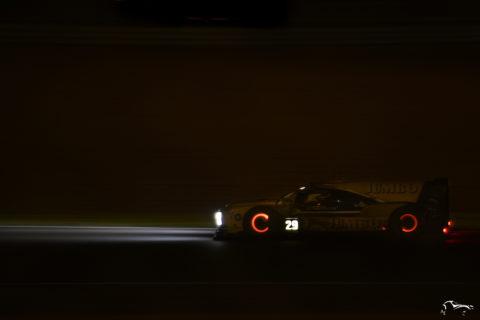 Racing Team Nederland Dallara P217-Gibson