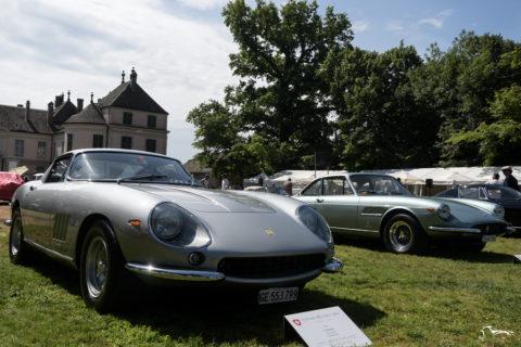 Ferrari 275 GTB/4 & 330 GTC