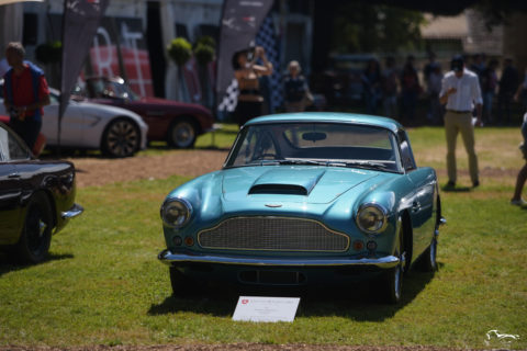 Aston Martin DB4 Series I