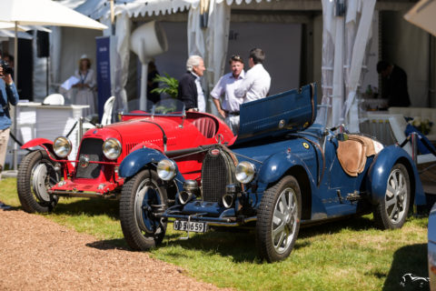 Maserati & Bugatti (From Julius Bar)