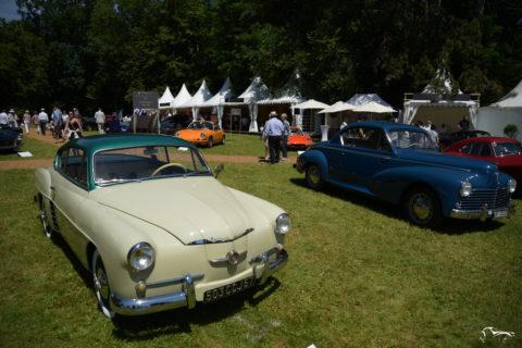 Autobleu 4CV & Peugeot 203 P3V