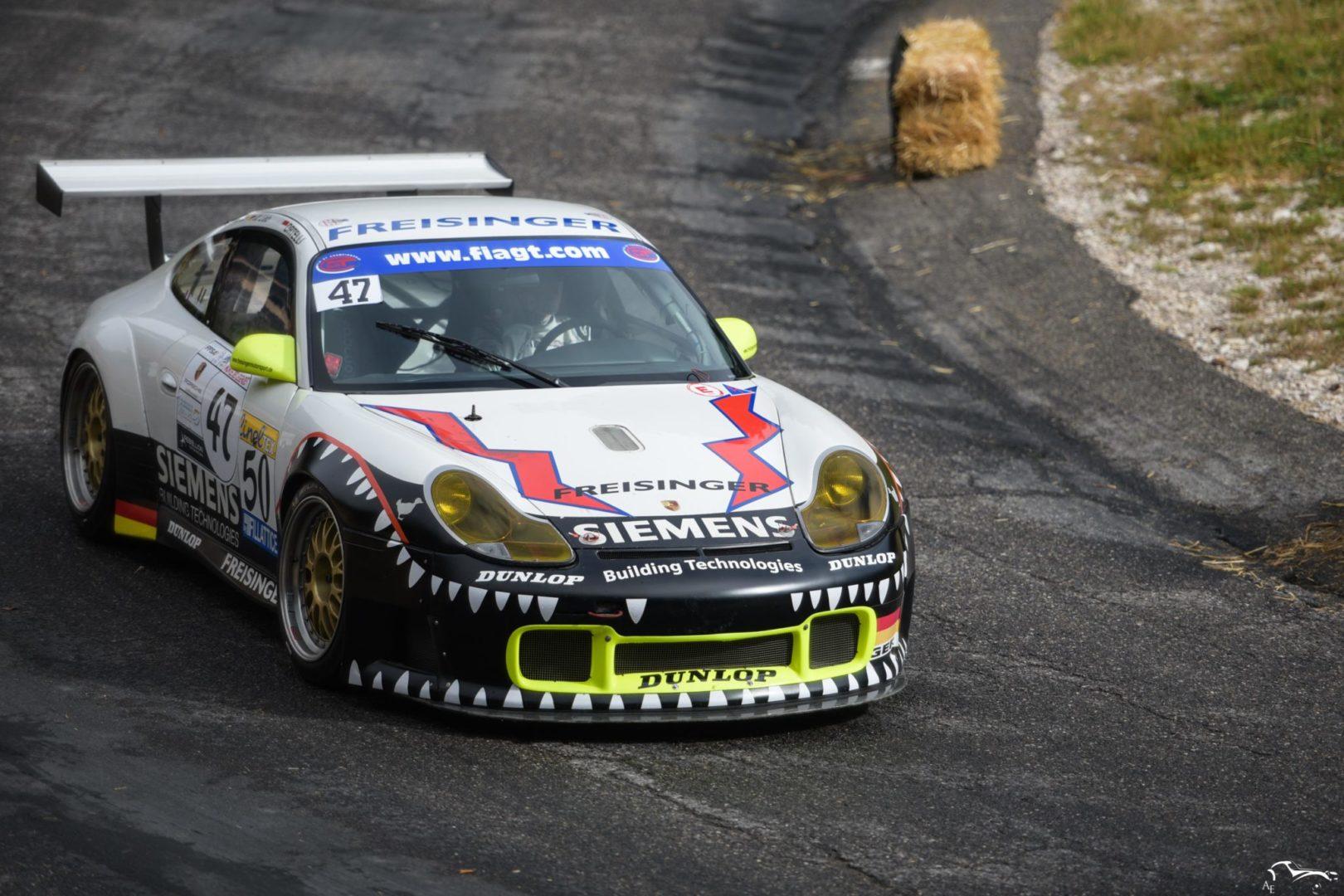Porsche 996 GT3 RS Spa Freisinger