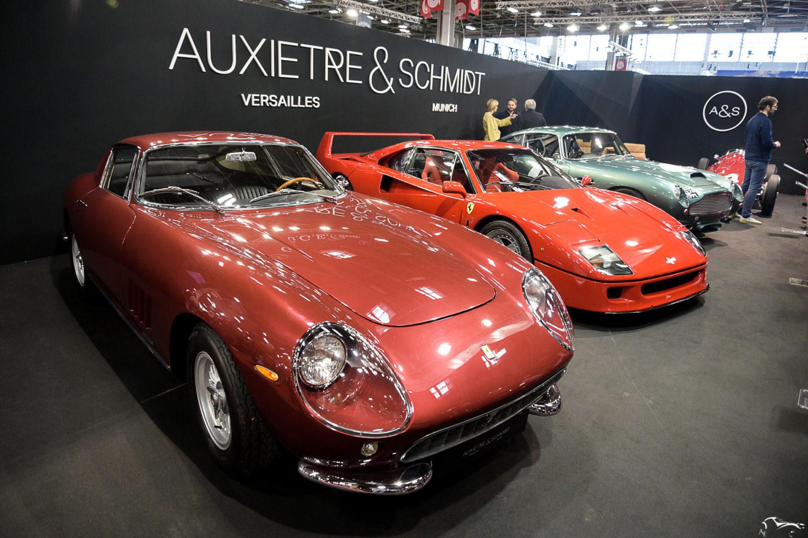 Ferrari 275 GTB & F40