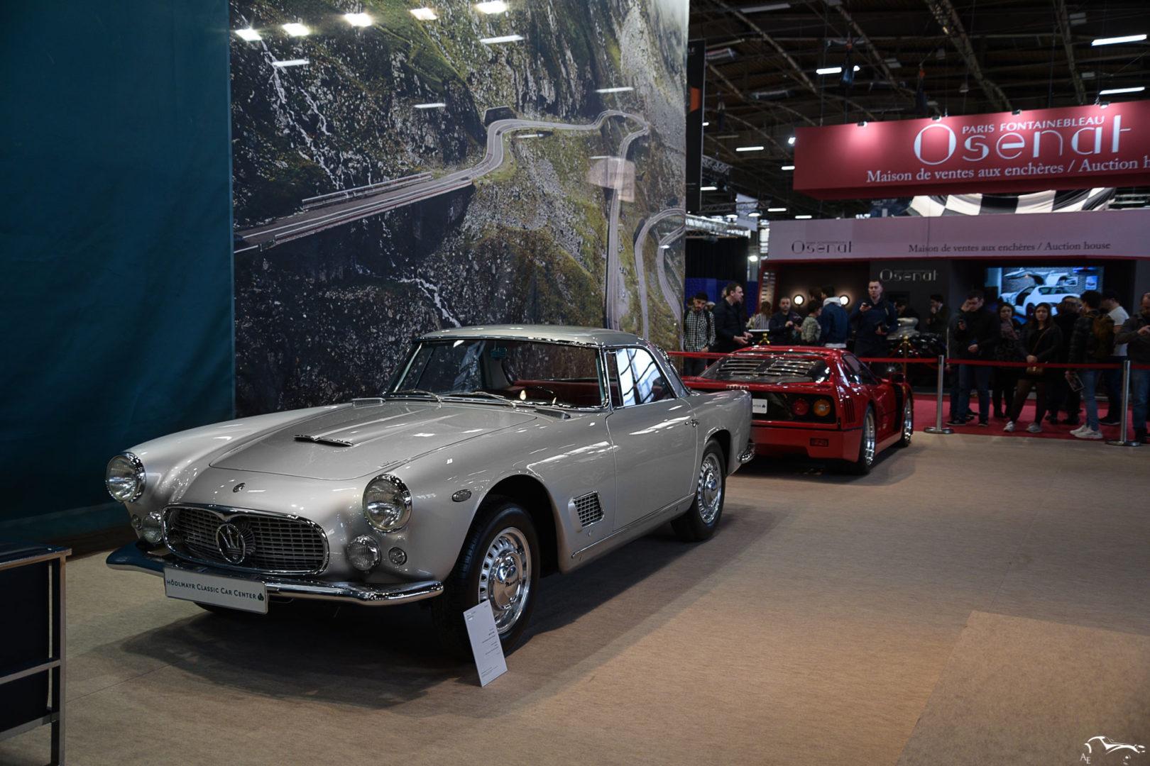 Maserati 3500 GT & Ferrari F40