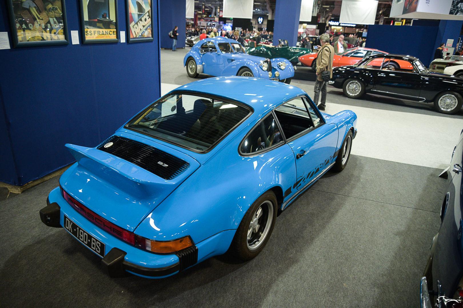 Porsche 911 & Bugatti Type 57