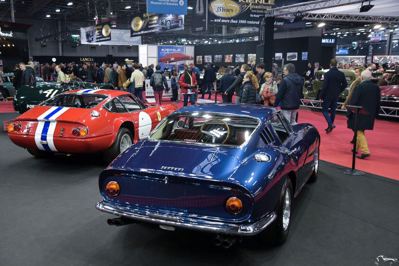 Ferrari Daytonna GR4 & 275 GTB