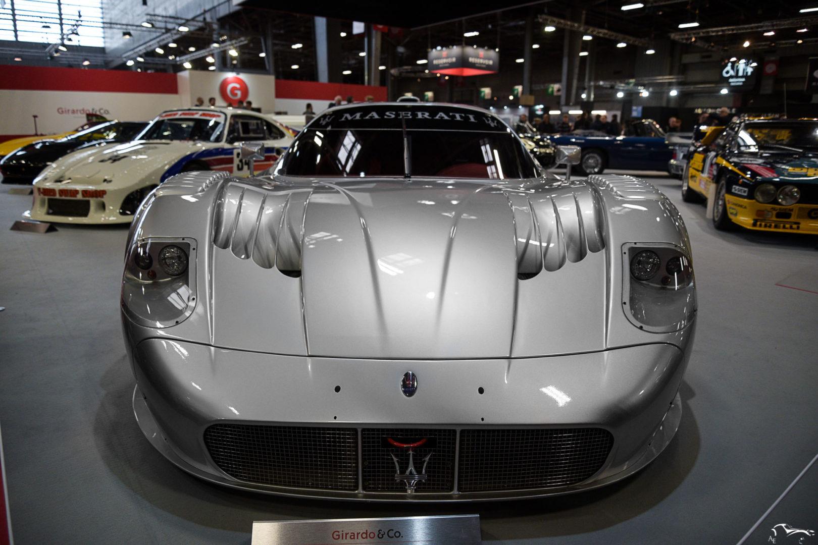 Maserati MC 12 Corsa
