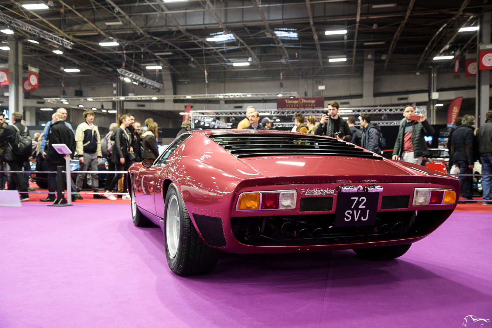Lamborghini Miura SVJ