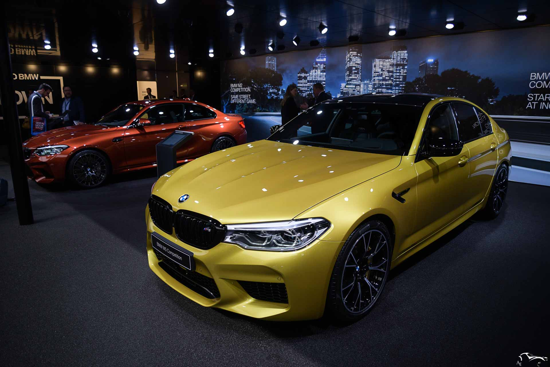 BMW M2 & M5