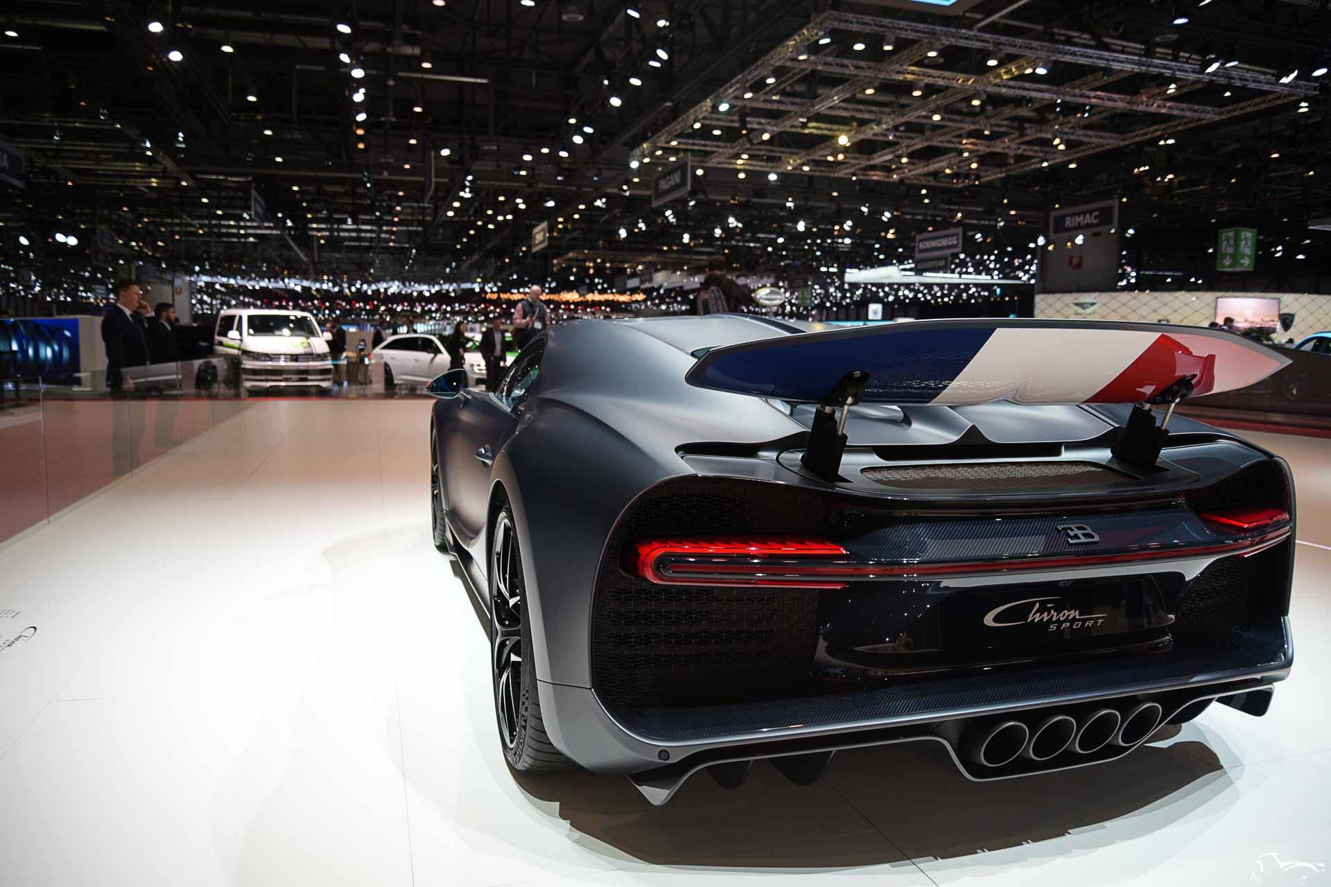 Bugatti Chiron 110
