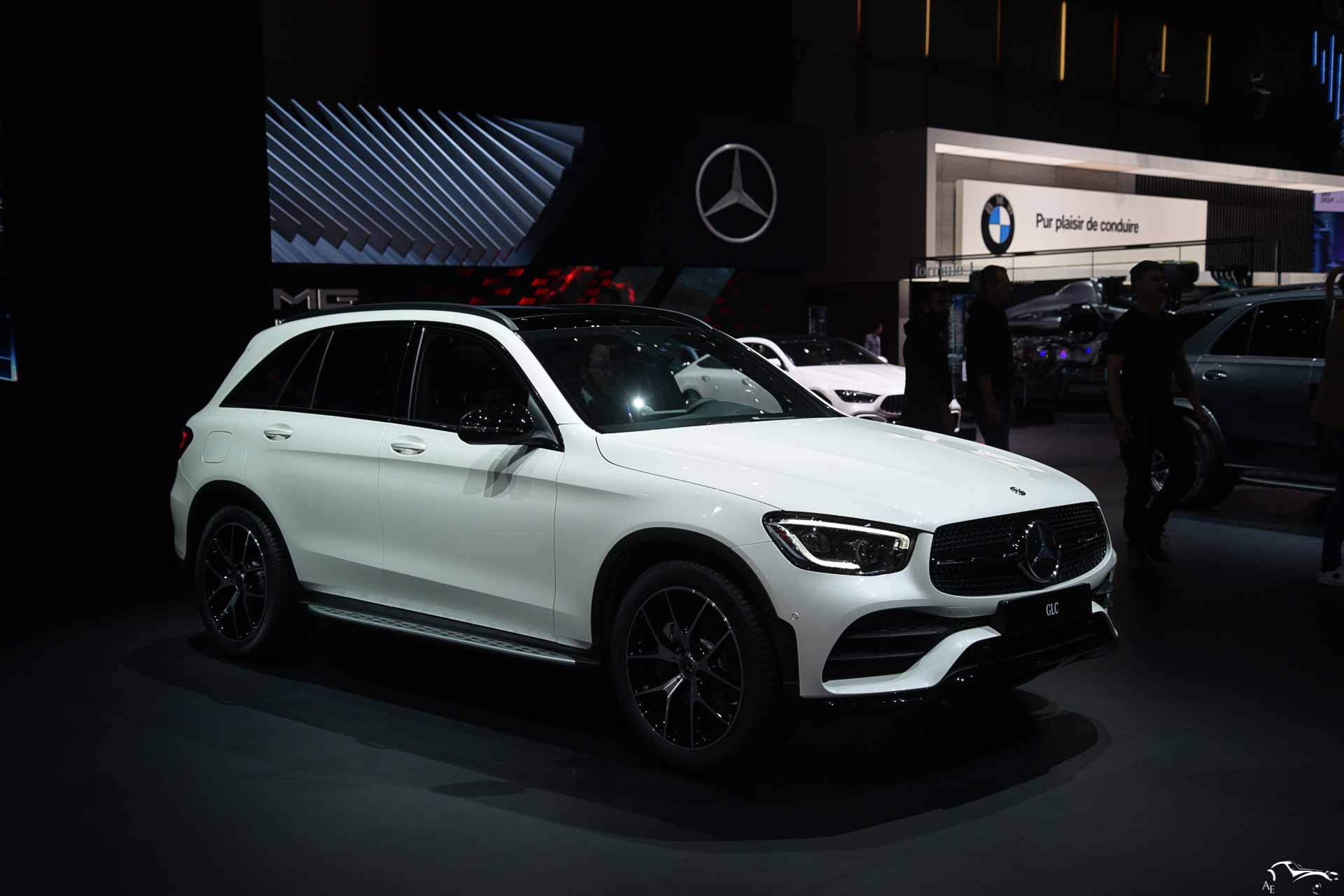 Merceds-Benz GLC