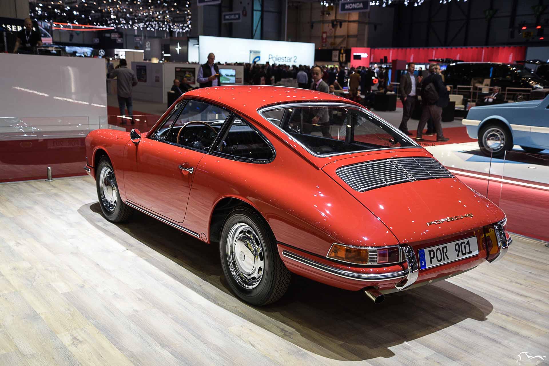 Porsche 911 by RUF