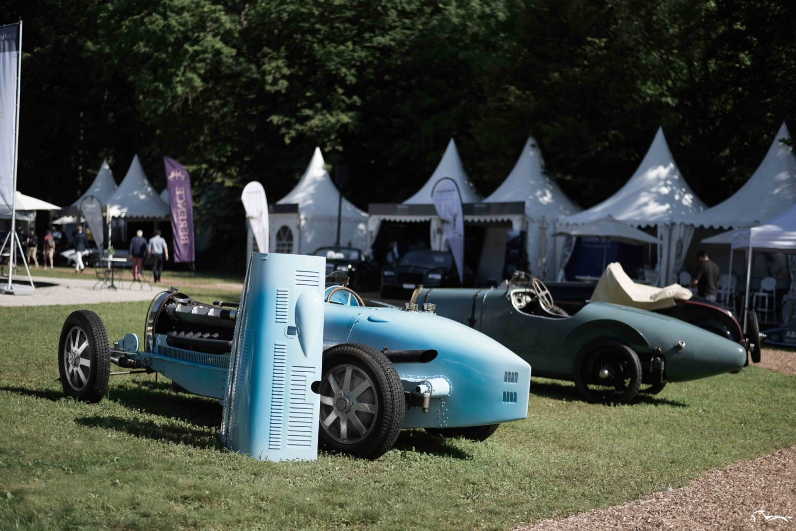 Bugatti Type 54 Roadster