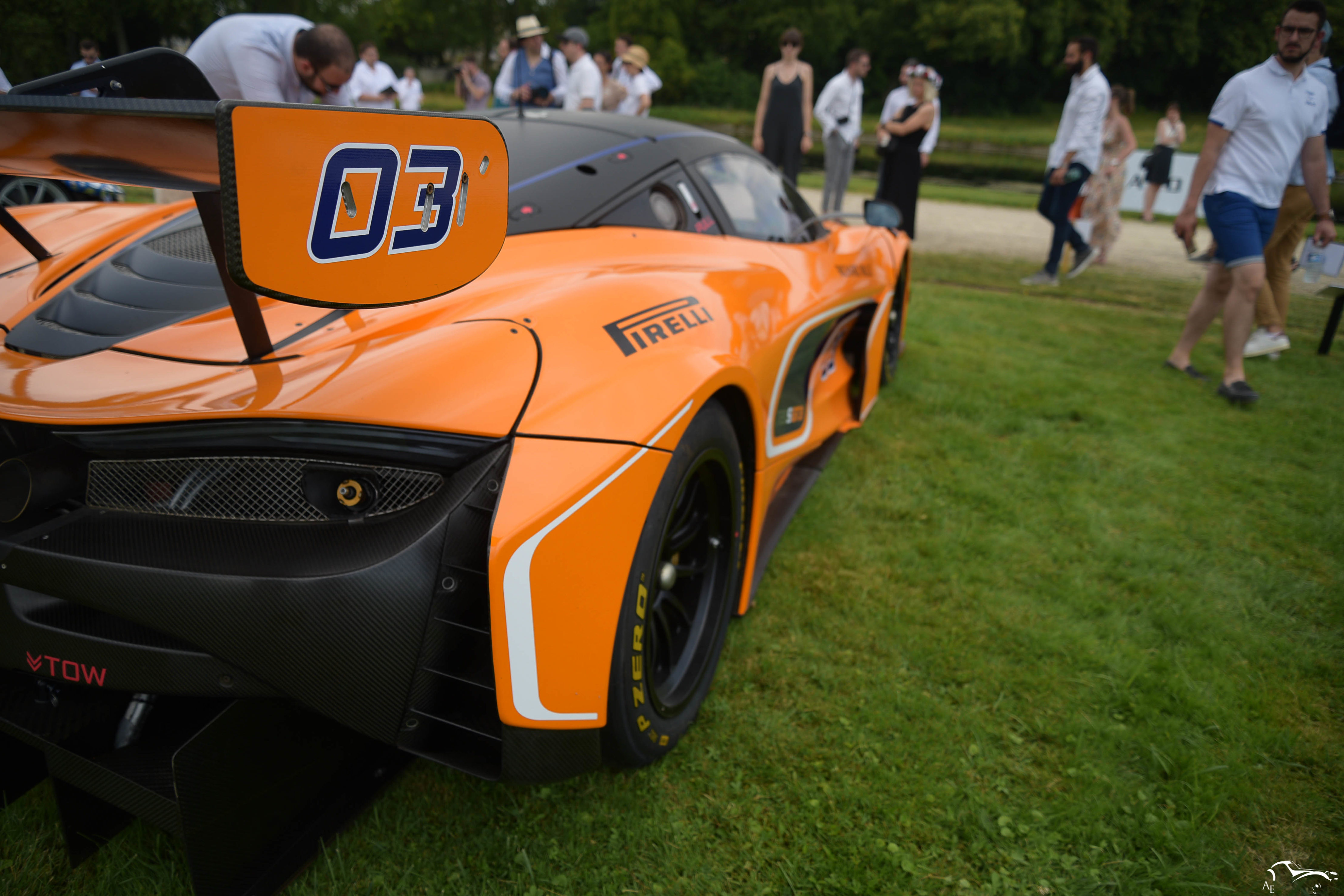 McLaren Chantilly