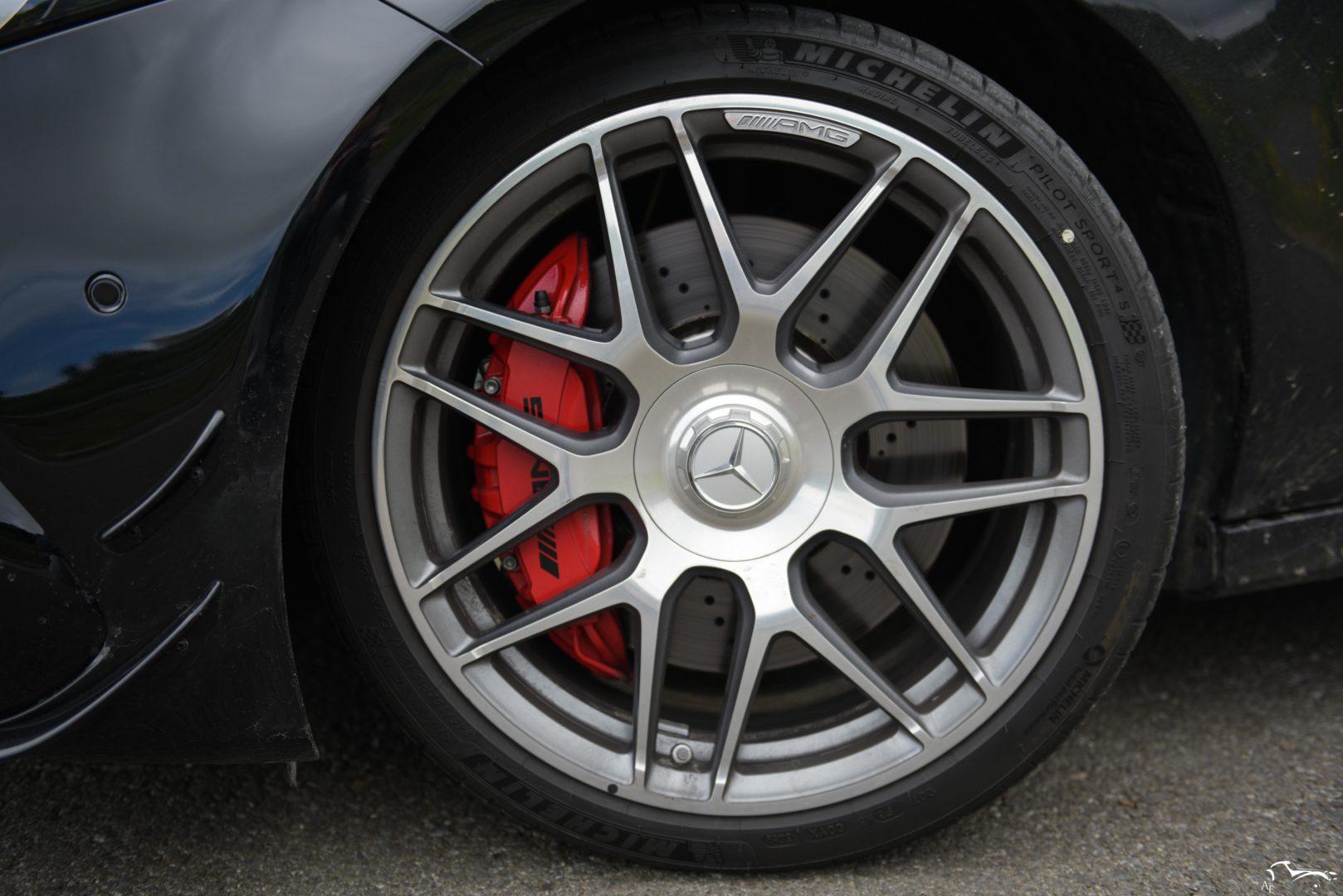 Mercedes-Benz AMG A45S W177 Rims