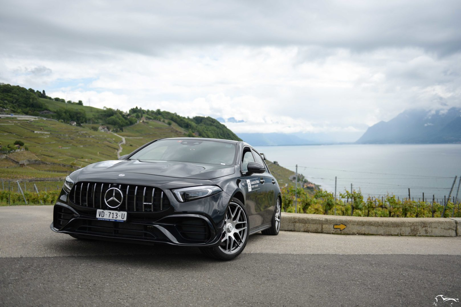 Mercedes-Benz AMG A45S W177 Front