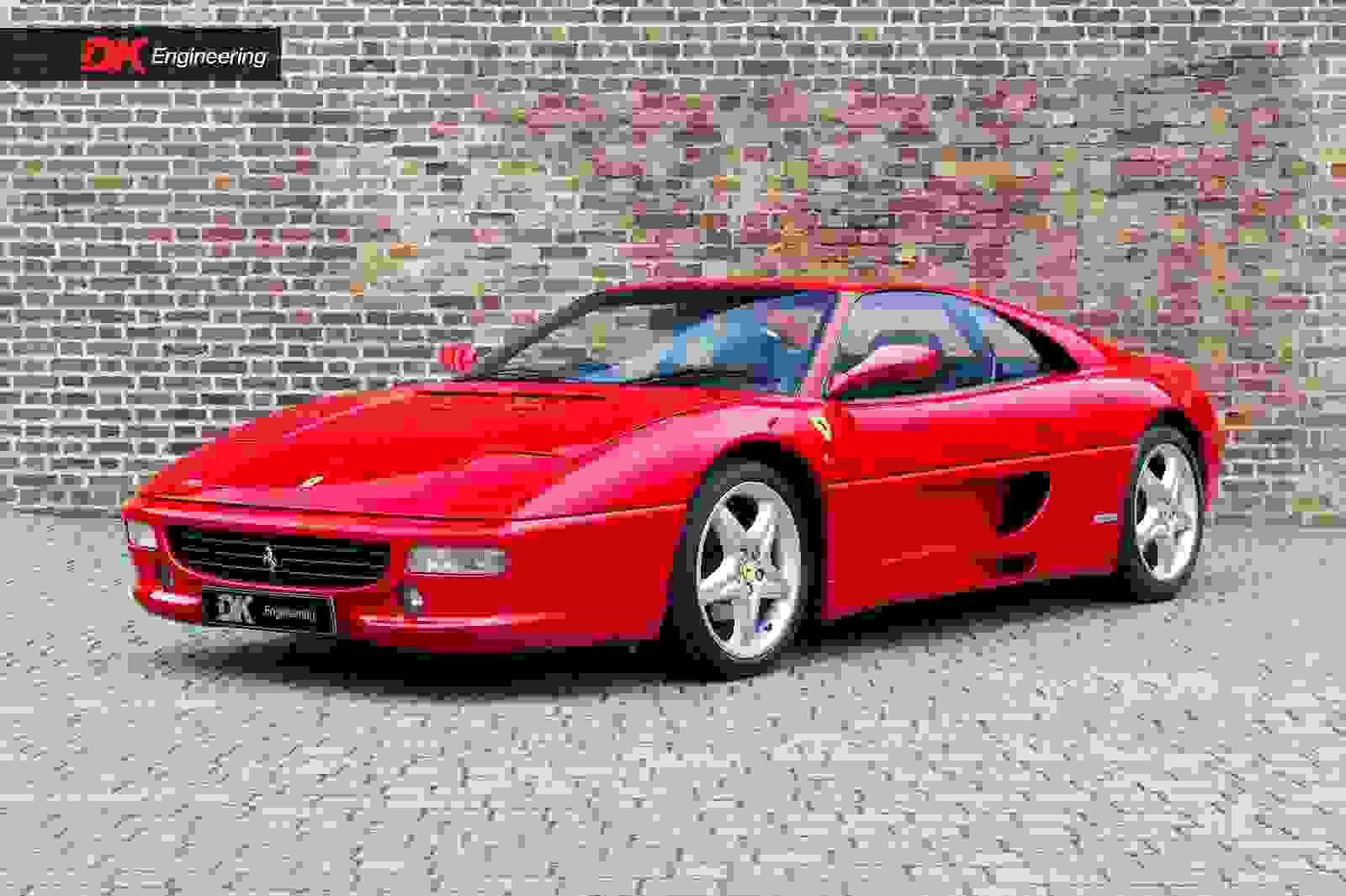 Ferrari 355 Berlinetta - DK Engineering