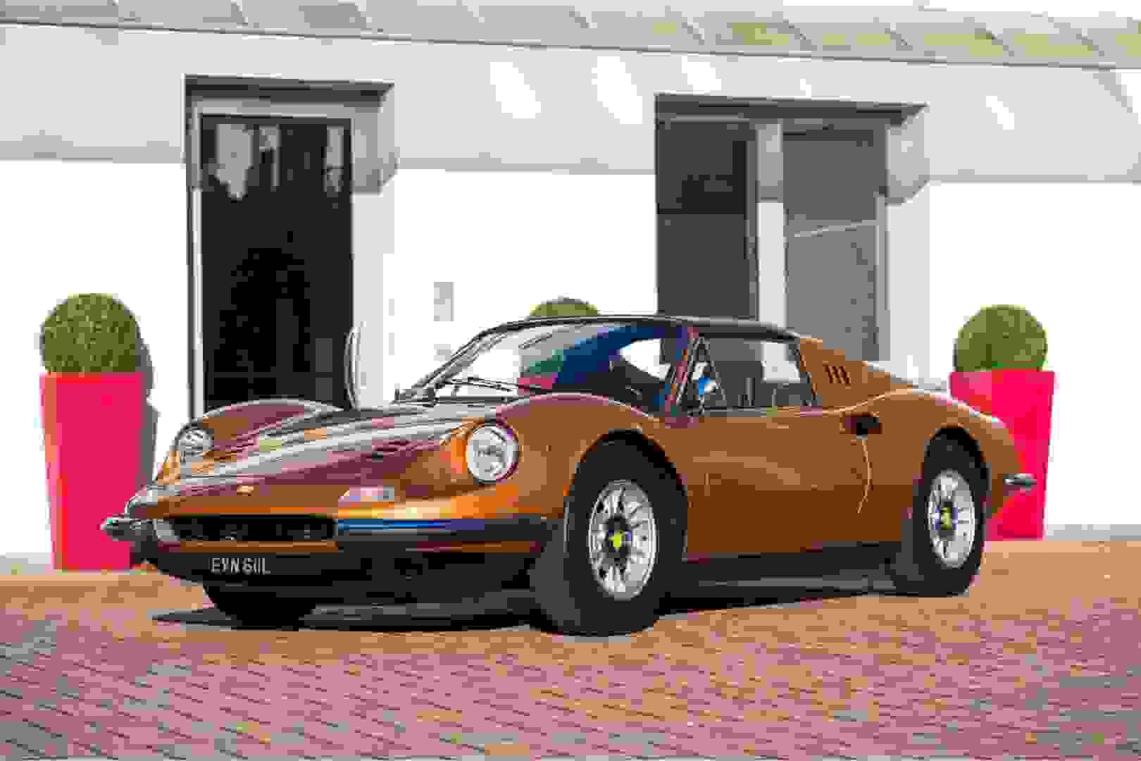Ferrari Dino 246 GT - Kidston MotorcarsS