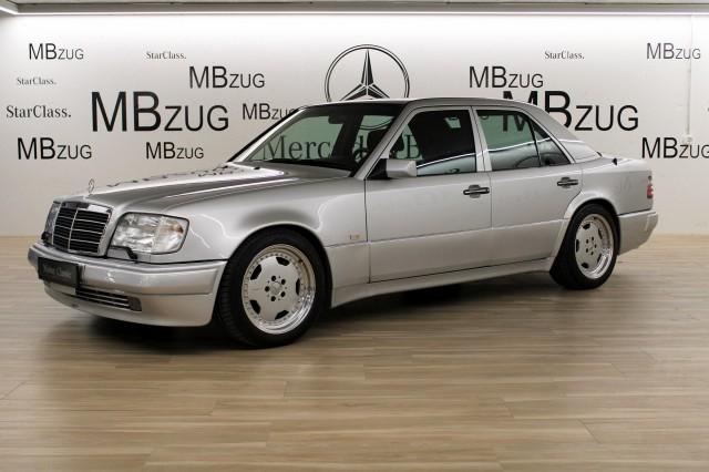 Mercedes-Benz W124 E60 AMG