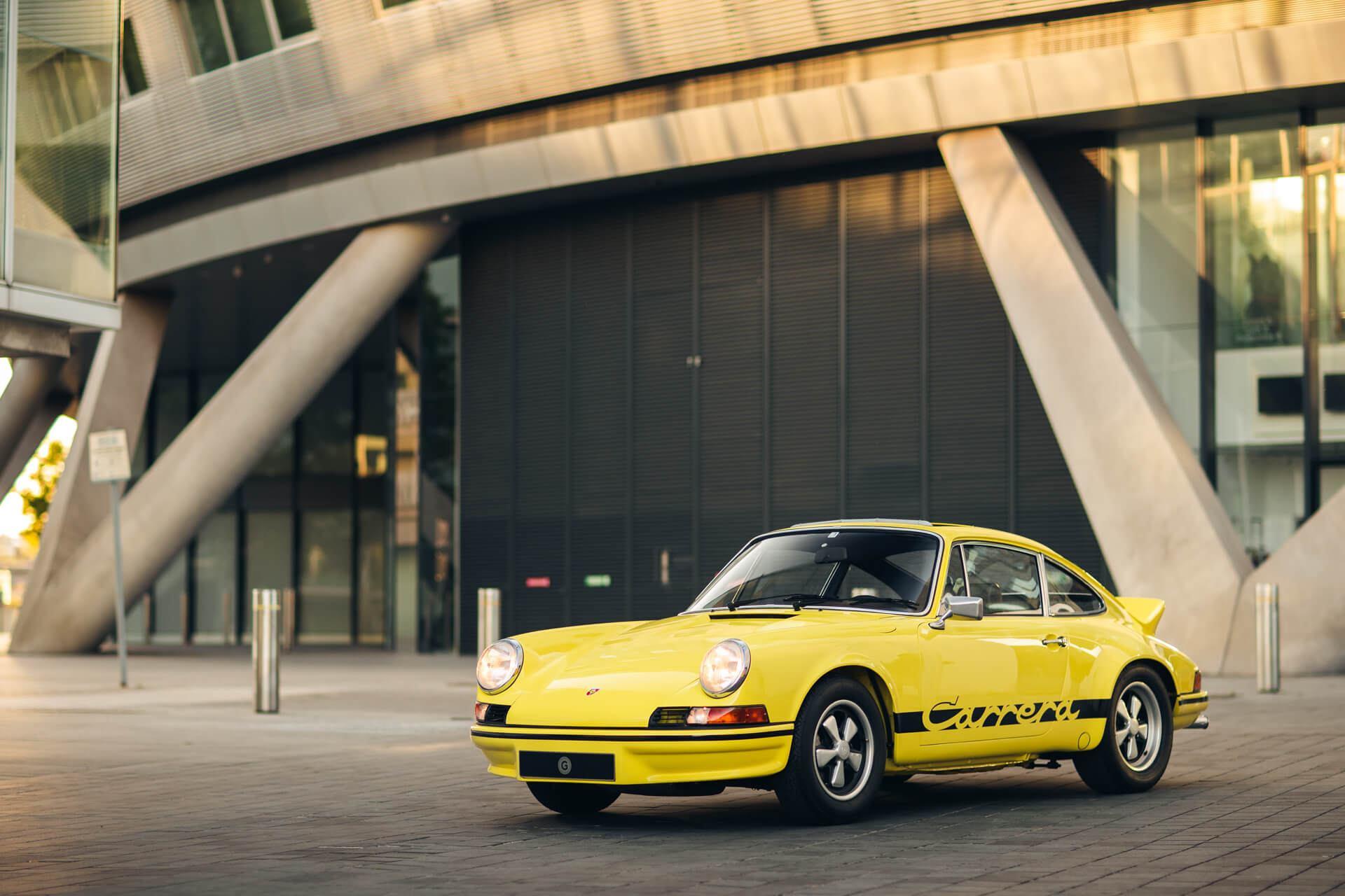 Porsche 2.7 RS Lightweight - Girardo & Co