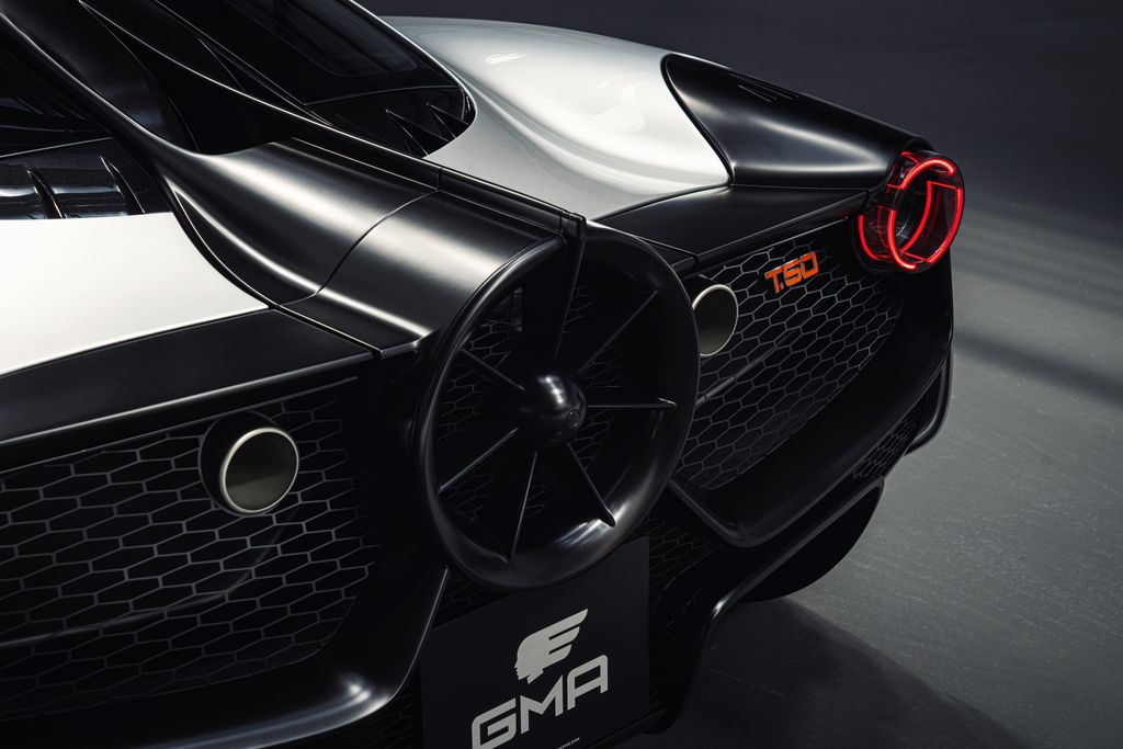 Gordon Murray Automotive T50 Vacuum
