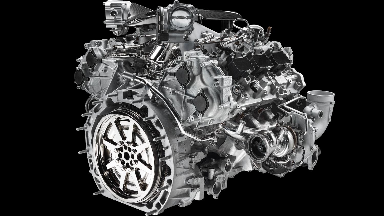 Maserati MC 20 Engine