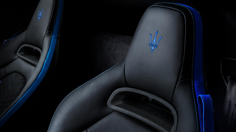 Maserati MC 20 Seats