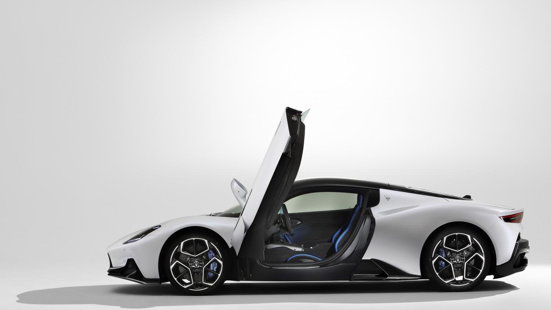 Maserati MC 20 Profile