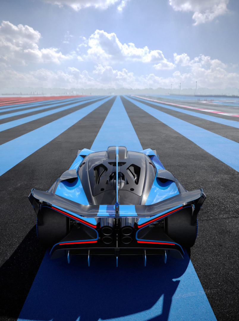 2020 Bugatti Bolide